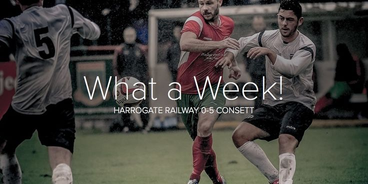 Consett FA Cup match report - apologies for it being so late - but what a week!    https://spark.adobe.com/page/Ut6UJxXq2ztZw/    @therailfc