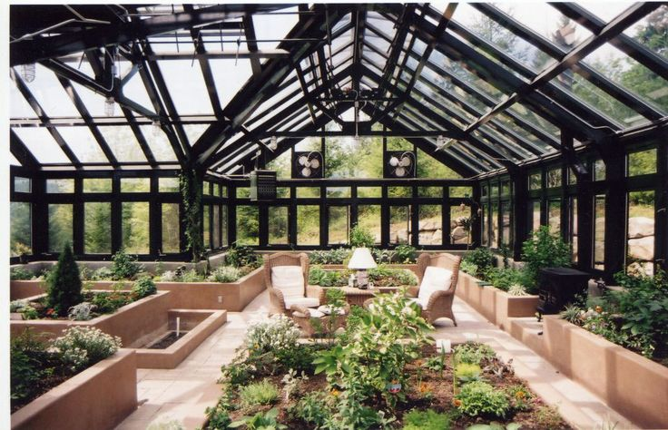Unique Greenhouses Turnkey Custom Greenhouses Luxury