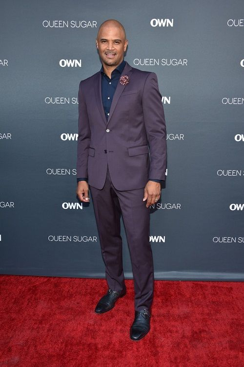 "Dondre Whitfield Photos Photos - Actor Dondre Whitfield attends OWN: Oprah Winfrey Network's ""Queen Sugar"" premiere at the Warner Bros."