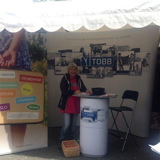 "@boligbyggelagettobb's photo: ""#martna #trondheim #stand #TOBB"""