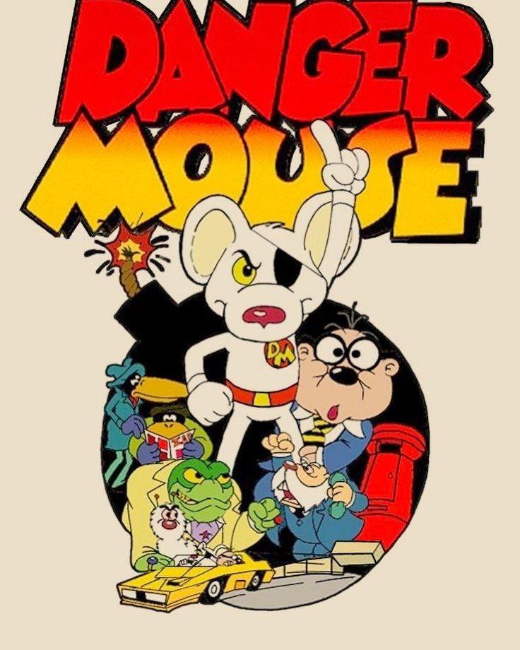 Flashback remember danger mouse I do #dangermouse ...