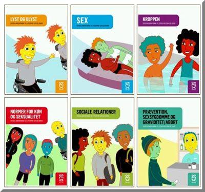 """Skolestuen: Seksualundervisning til elever med særlige behov - Nyt undervisningsmateriale fra """"Sex & Samfund"""""""