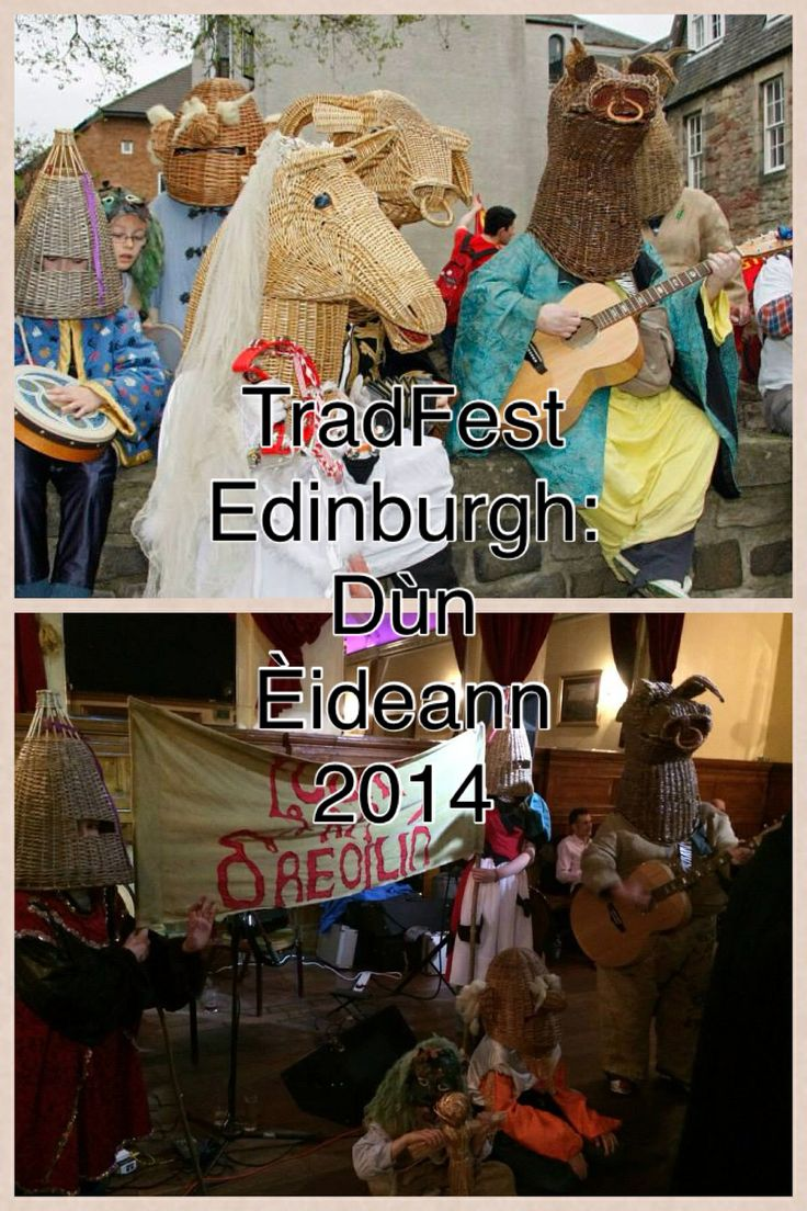 TradFest Edinburgh - Dùn Èideann 2014  Mayday Parade  Mummers Ball