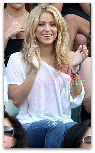 Style Inspiration: Shakira