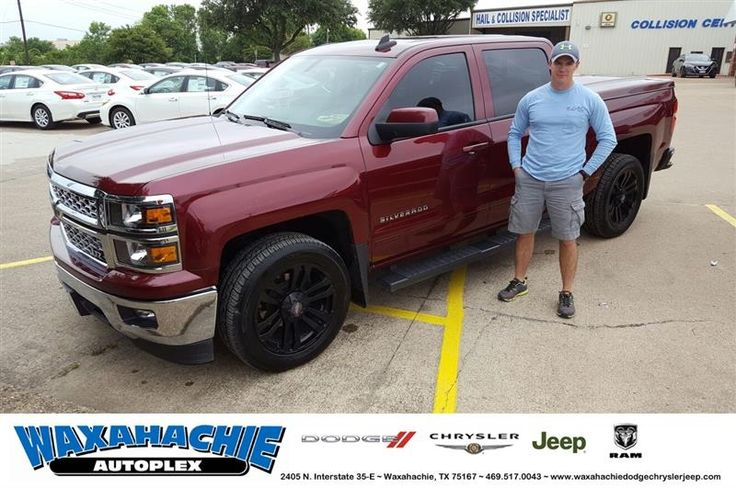 Happy Anniversary to Warren on your #Chevrolet #Silverado 1500 from Shaun Schultz at Waxahachie Dodge Chrysler Jeep!  https://deliverymaxx.com/DealerReviews.aspx?DealerCode=F068  #Anniversary #WaxahachieDodgeChryslerJeep