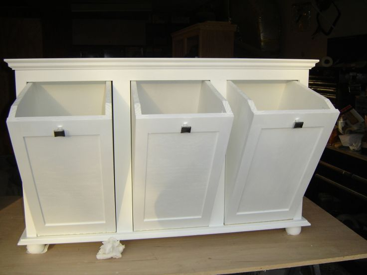 My Woodworking Journey - How To Make Large Storage Cabinets