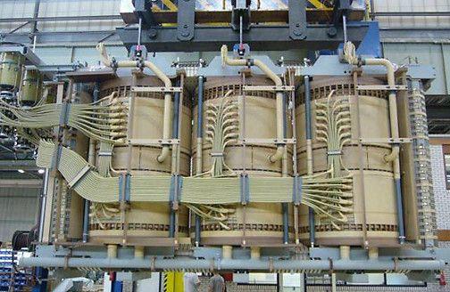 ЭТ Энергетические технологии | Трансформаторы и реакторы SMIT Transformatoren B.V.