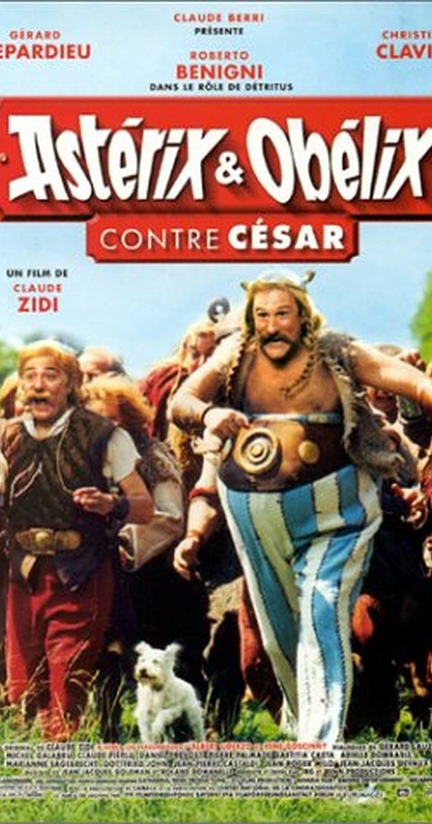 Asterix and Obelix vs. Caesar (1999)         - IMDb