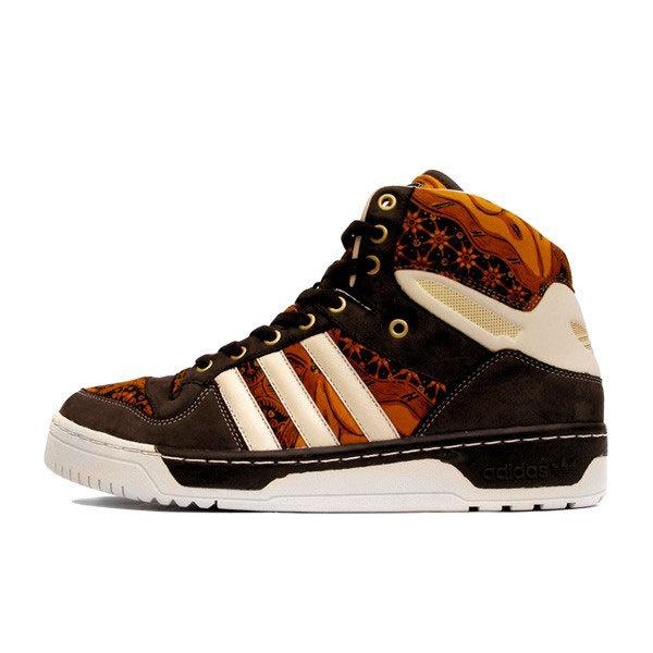 Adidas Sneaker 1 - Indonesian Batik