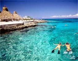 Mexico vakantie: Isla Cozumel, Mexiko een duikparadijs