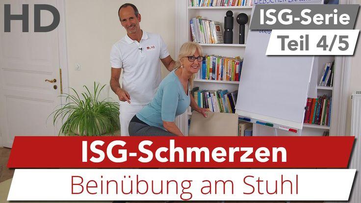 ISG Schmerzen // Die schnellste Übung gegen Iliosakralgelenk-Schmerzen, ...
