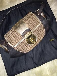 Fendi Evening Shoulder BAG Authentic | eBay