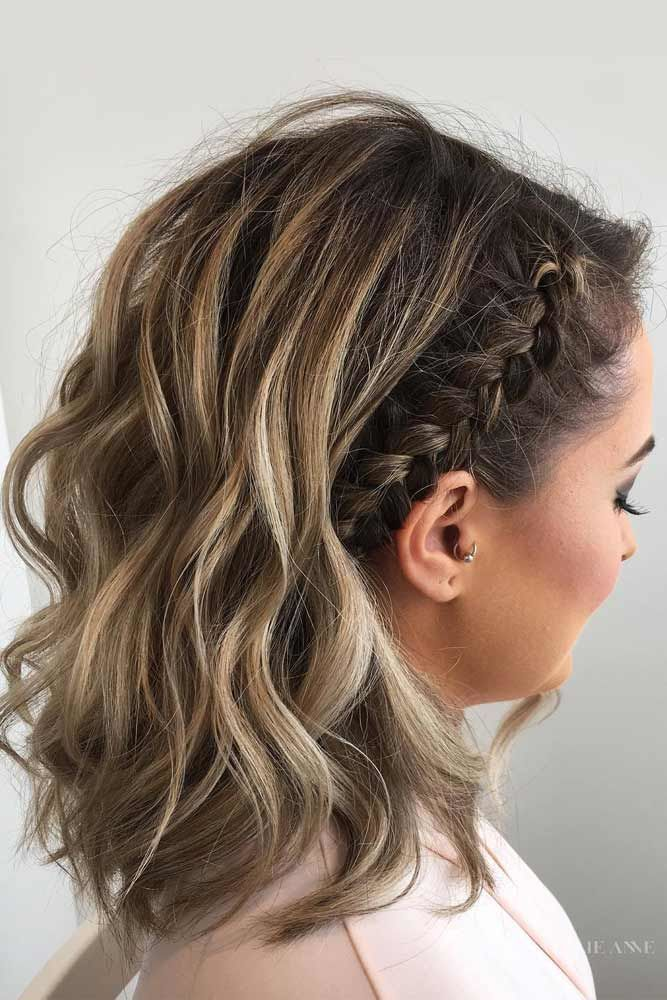 18 Medium Length Hairstyles For Thick Hair In 2020 Short Hair Styles Easy Medium Hair Styles Medium Length Hair Styles