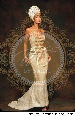 African Wedding Dresses For Bride