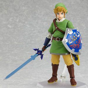 Link Figma Action Figure ~ Legend of Zelda **Preorder**