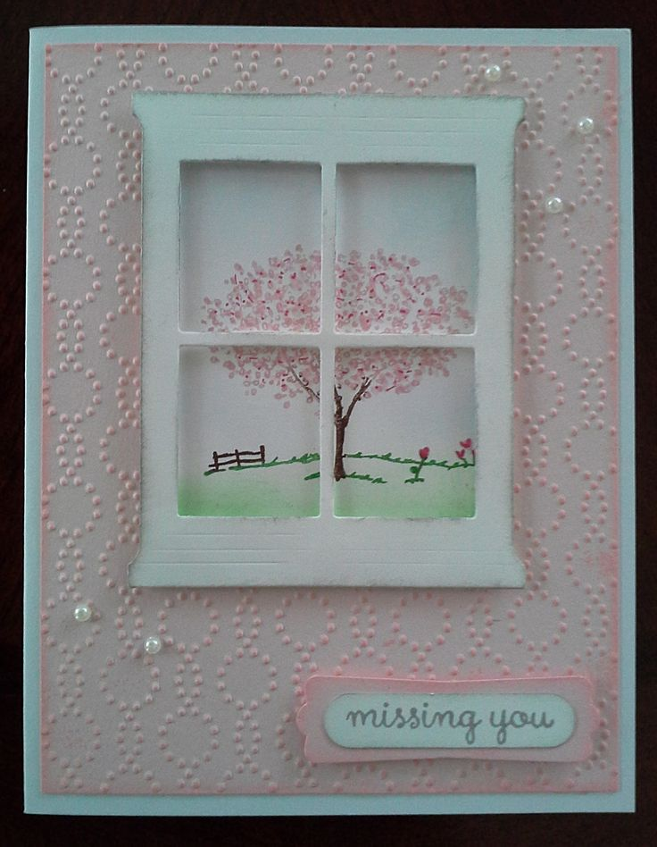 This card is made with one of the new stamp sets from the 2016 Stampin' Up! Occasions Catalog called Happy Home and the Hearth and Home Thinlits Dies. See how it was made on my blog at http://www.classycutupscreations.com.