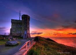 cabot tower newfoundland