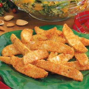 Parmesan Potato Wedges