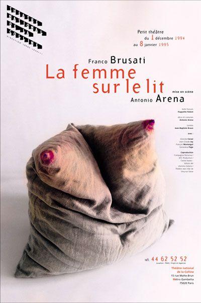 Michal Batory, La femme sur le lit, 1994