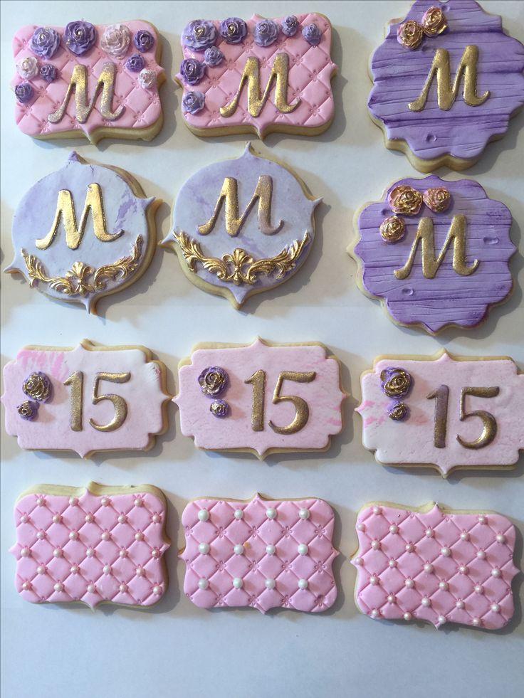 Cookies 15 años