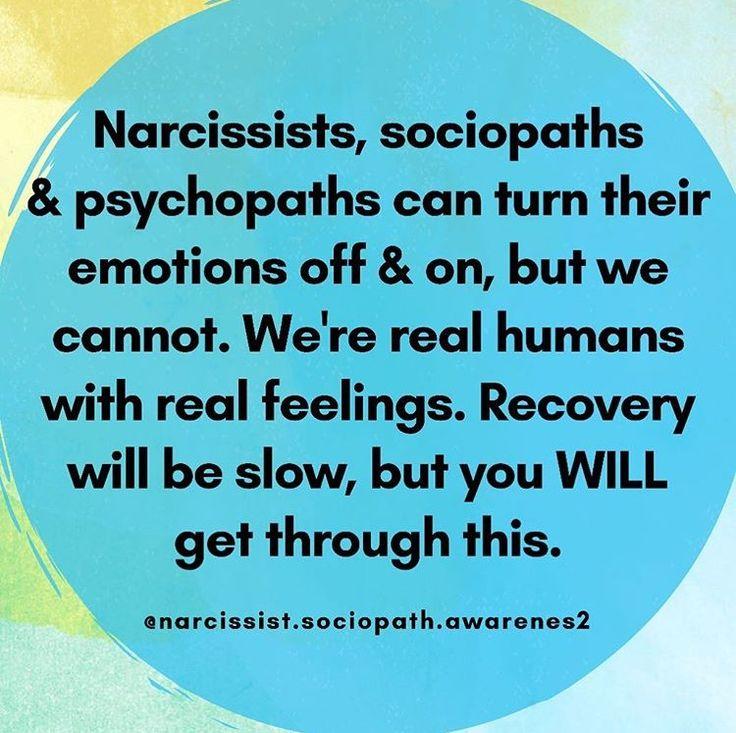 narcissists ~ sociopaths