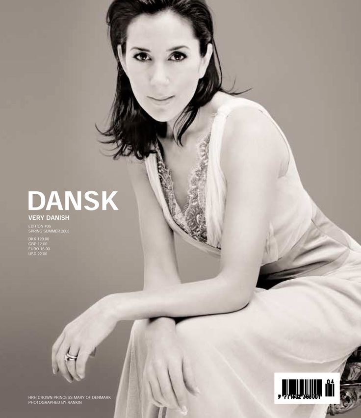 DANSK 06 - VERY DANISH edition #06 spring / summer 2005