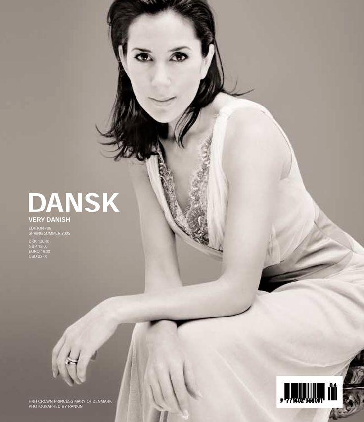DANSK 06 - VERY DANISH edition #06 spring / summer 2005