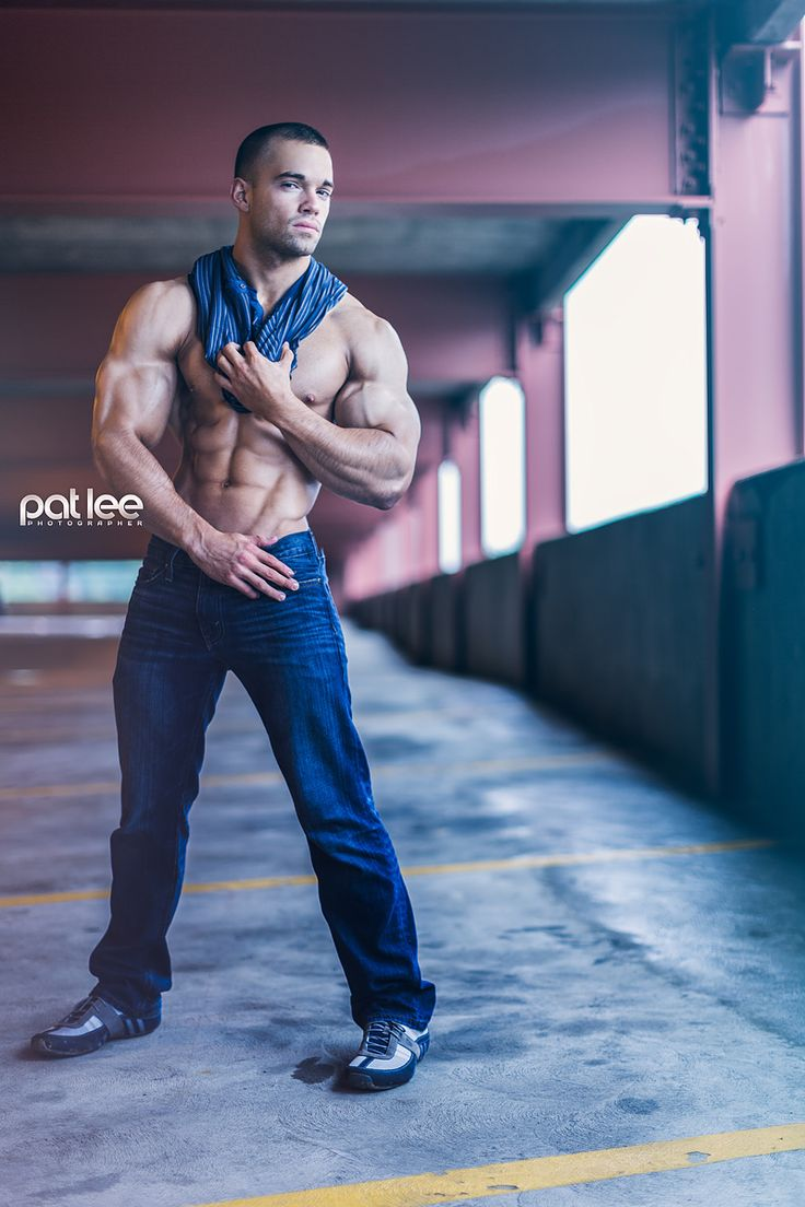 Aric Wolf By Pat Lee Muscle Bodybuilding Physique