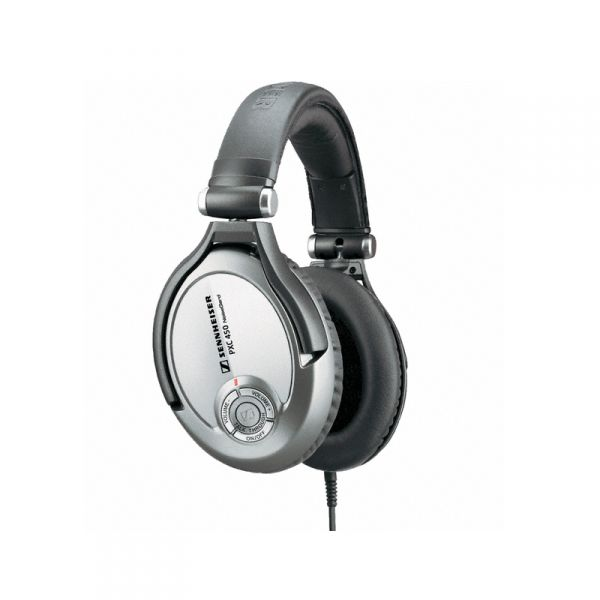 Sennheiser PXC 450 - Audiophile sound experience on the move: outstanding sound quality thanks to adaptive baffle damping and patented Duofol diaphragm technology