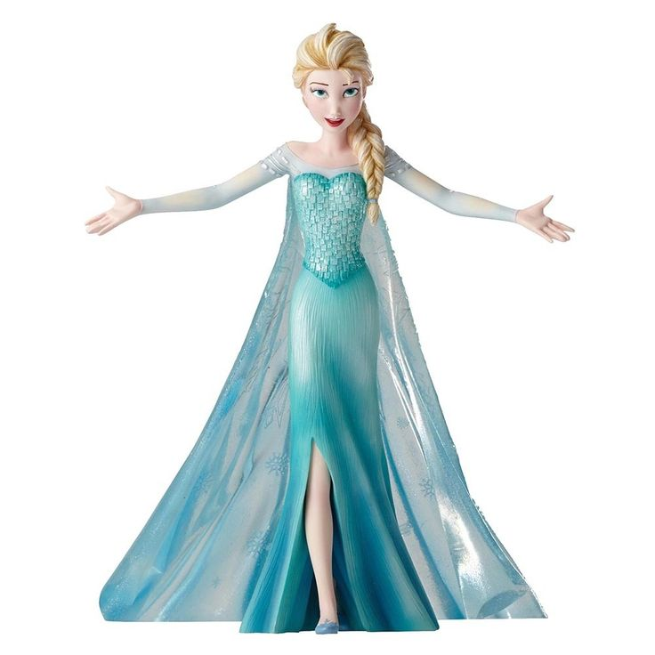 Disney Showcase - Elsa Let It Go - Frozen Forever Figurine 4049616