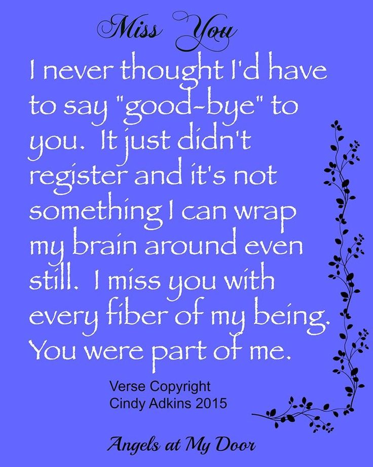 Saying Goodbye To Mom Quotes: 460 Best In Memory Of My BROTHER... Images On Pinterest