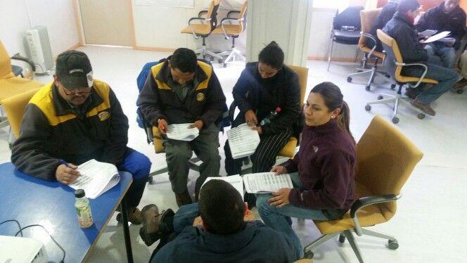 Taller de Coaching Conciencia de Comportamientos Seguros. #mineria #servicioapersonas #contratistas