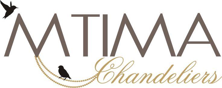 Mtima Chandeliers Logo Design