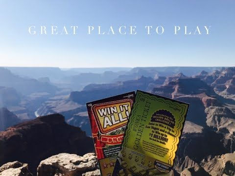 Arizona Lottery at the Grand Canyon - Win It All and Wonka Golden Tickets - (More info on: https://1-W-W.COM/lottery/arizona-lottery-at-the-grand-canyon-win-it-all-and-wonka-golden-tickets/)