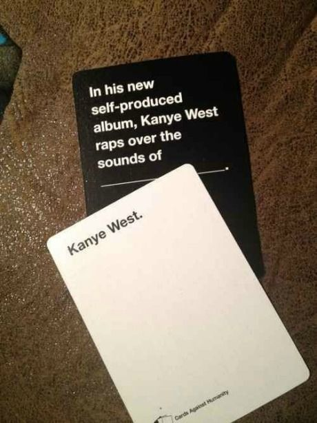 21 best Cards Against Humanity answers   Student Beans