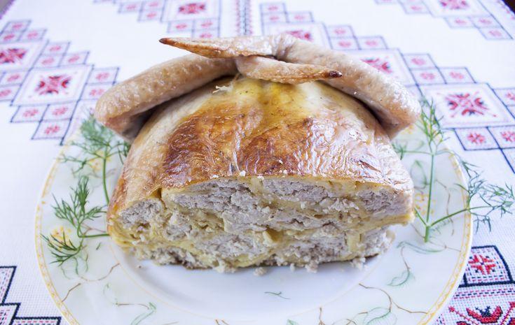 Блюда с птицы - рецепты приготовления