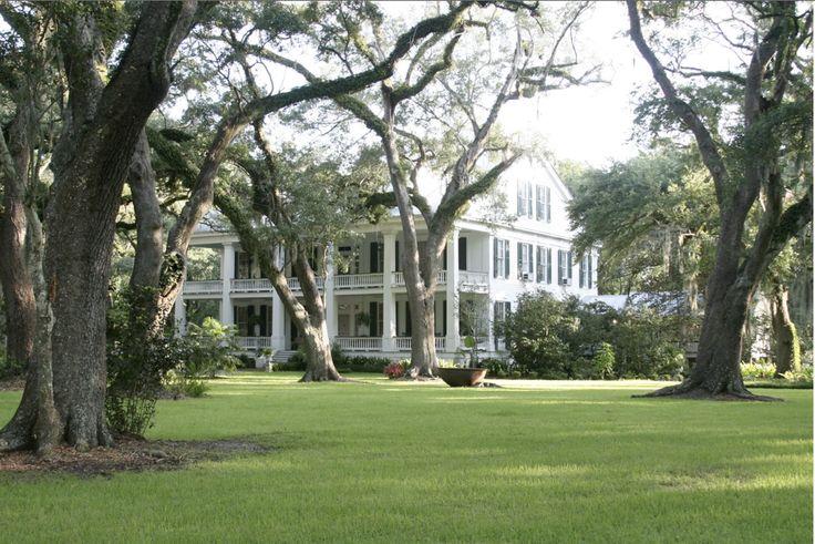 Albania Plantation House, Jeanerette, Louisiana