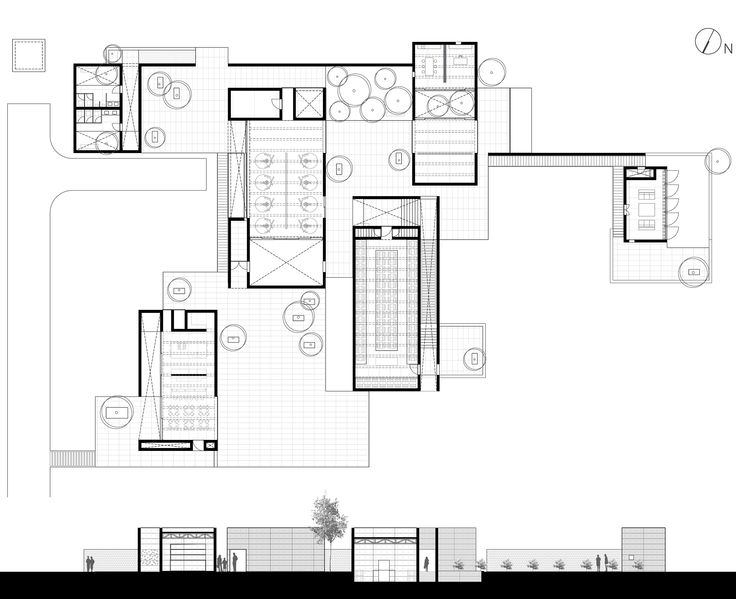 138 best images about architecture houses plans on for Winery floor plans by architects