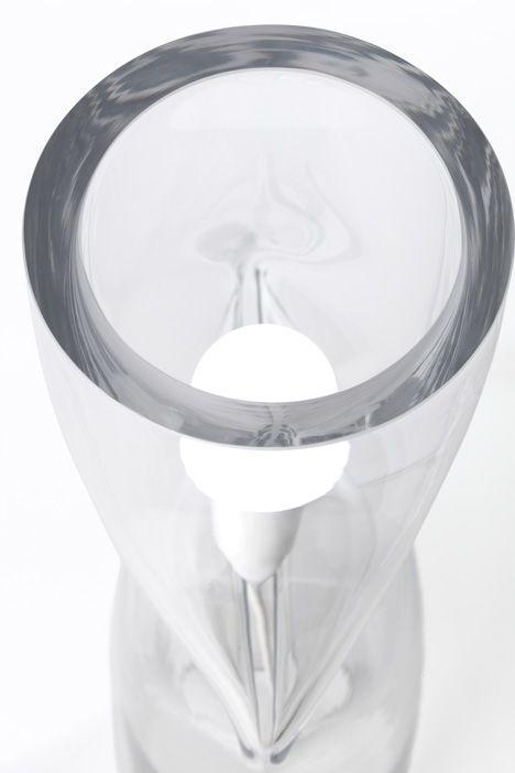 Press Lamp by Nendo