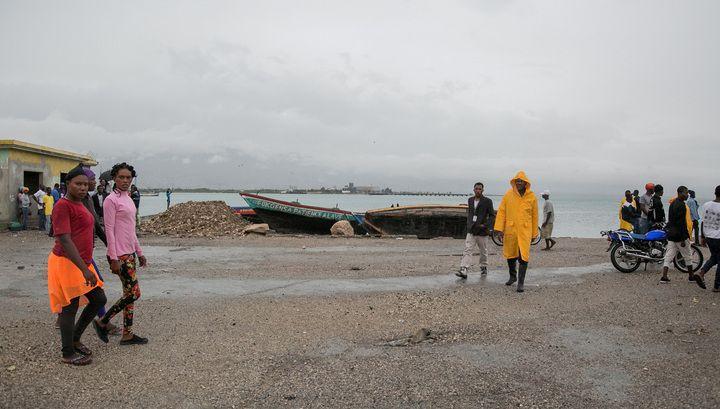 Количество погибших от урагана Мэттью в Гаити возросло до девяти человек - Вести.Ru