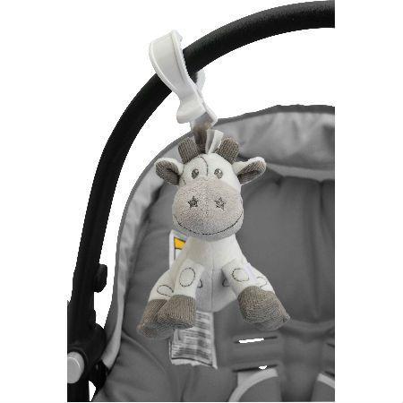 Tiamo vibrující hračka s klipem   Dětský dům - Kočárky, dětské a kojenecké potřeby, autosedačky