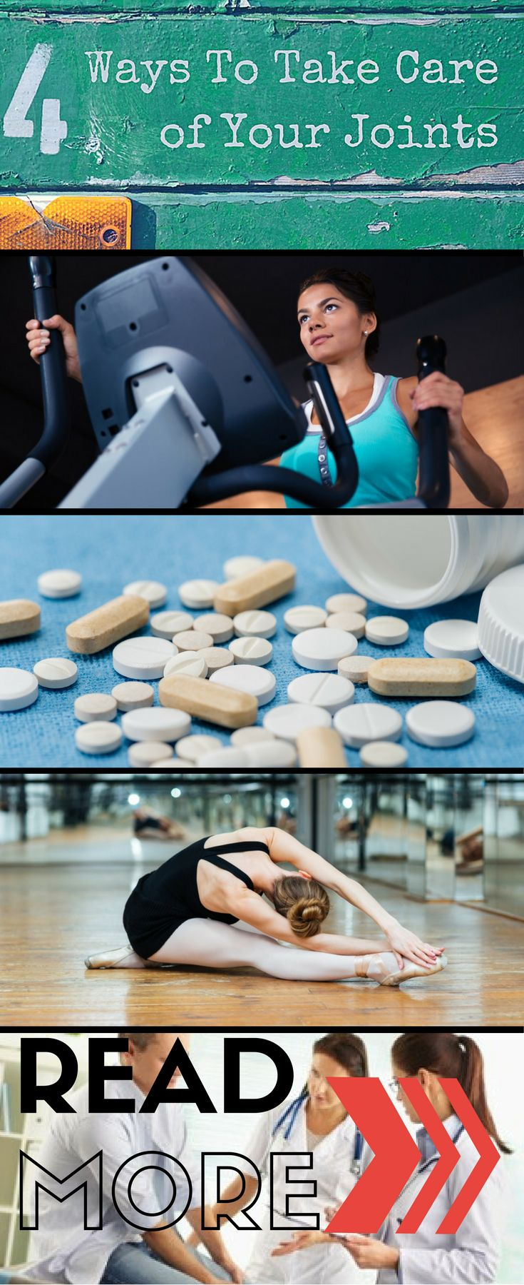 Learn about the different natural ways to help deal with joint pain and arthritis. Some tips are to get more exercise and take certain supplements (not medicine). Read more on the YesWellness Blog.