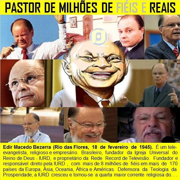 O Pastor dos milhões