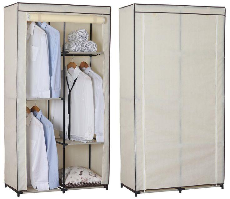 Ideal XXL faltbarer Kleiderschrank G nstige Kleiderschr nke im Woltu Online Shop bestellen G nstiger Preis Versandkostenfrei Schnelle Lieferung