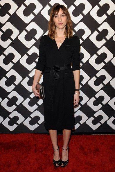 """Gia Coppola Photos: DVF """"Journey of a Dress"""" Opening Party"""