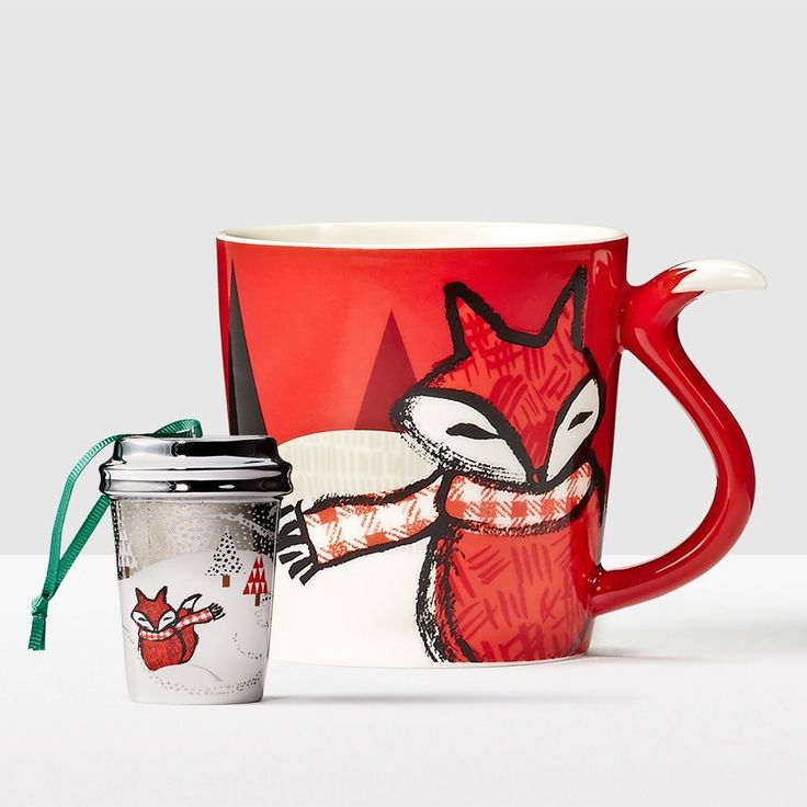 Fox gift set these sly woodland creatures are great all