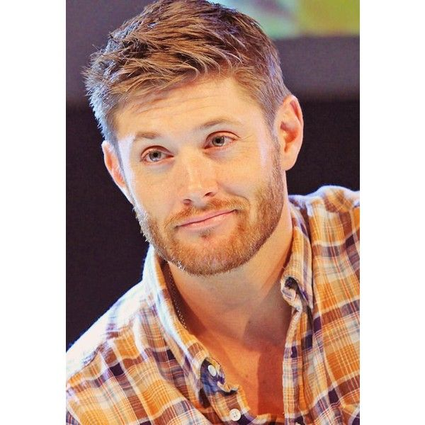 Jensen Ackles/Jared Padalecki ❤ liked on Polyvore featuring supernatural, jensen ackles and dean