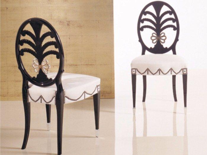 S82 Sedia Collezione Tiffany by Rozzoni Mobili d'Arte design Statilio Ubiali
