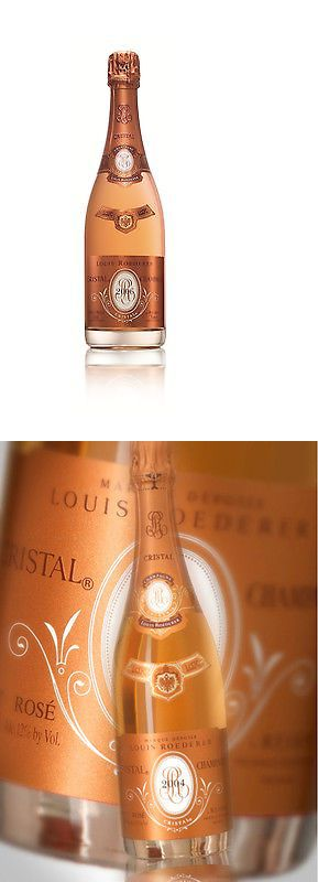 Champagne and Sparkling Wines 26272: Louis Roederer Cristal Rose 2006 Champagne In Gift Box 750Ml -> BUY IT NOW ONLY: $428 on eBay!