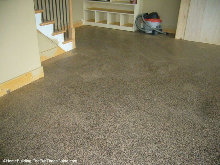8 best images about concrete painting on pinterest for Best way to clean painted concrete floors